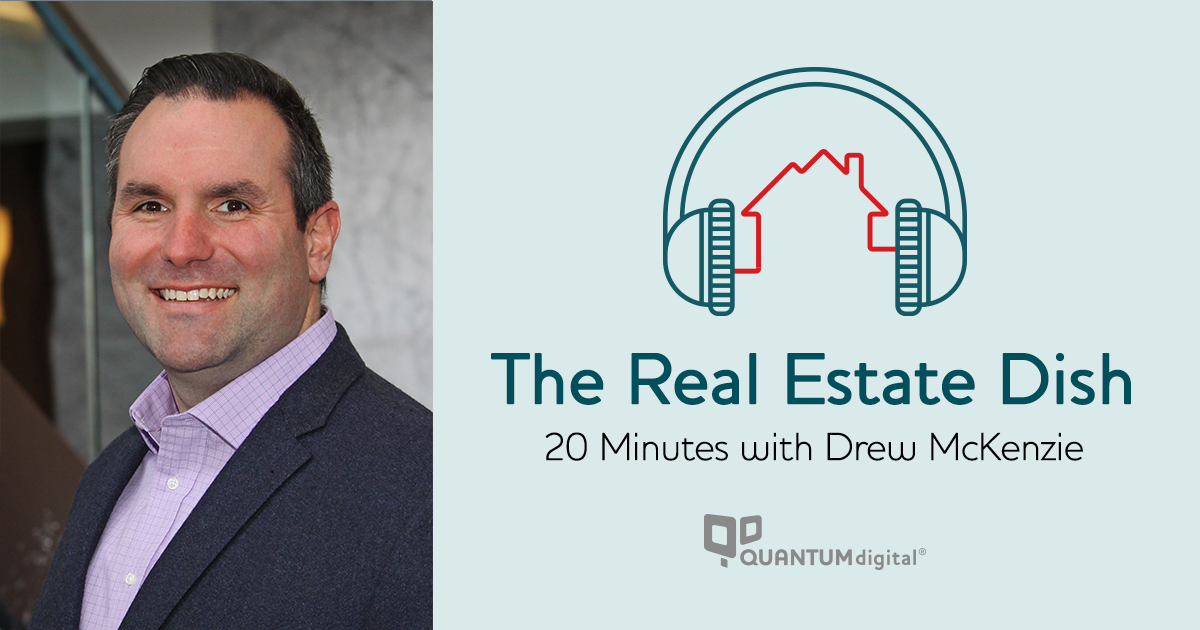 banner image The Real Estate Dish: 20 Minutes with Drew McKenzie of Sibcy Cline, REALTORS®
