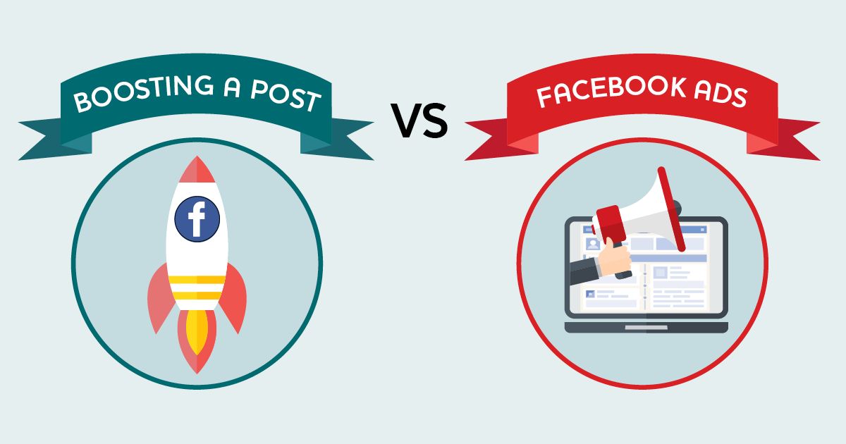 hero images about Boosting a Post vs. Facebook Ads for Real Estate Pros