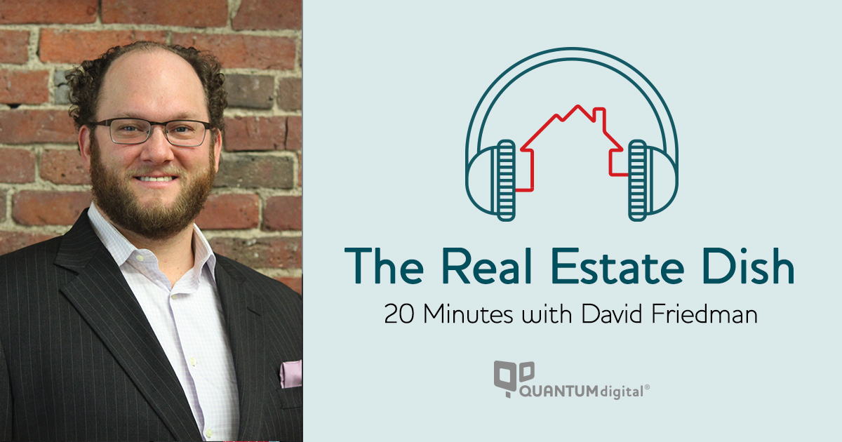 banner image The Real Estate Dish: 20 Minutes with Boston Logic President and Co-Founder David Friedman