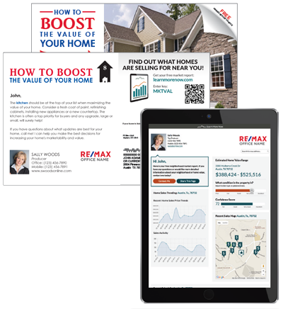 automail plus simple farming campaigns with online lead tracking for remax agents