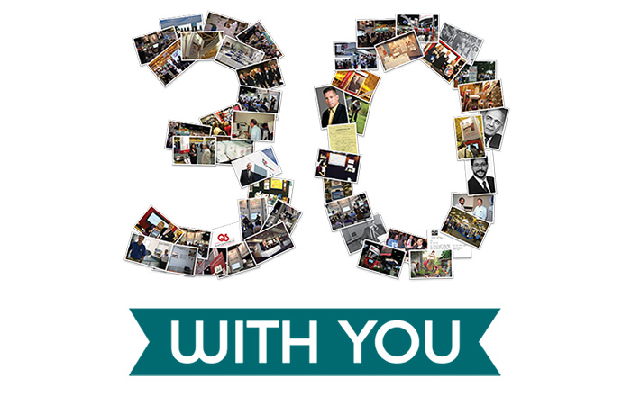 30 With You