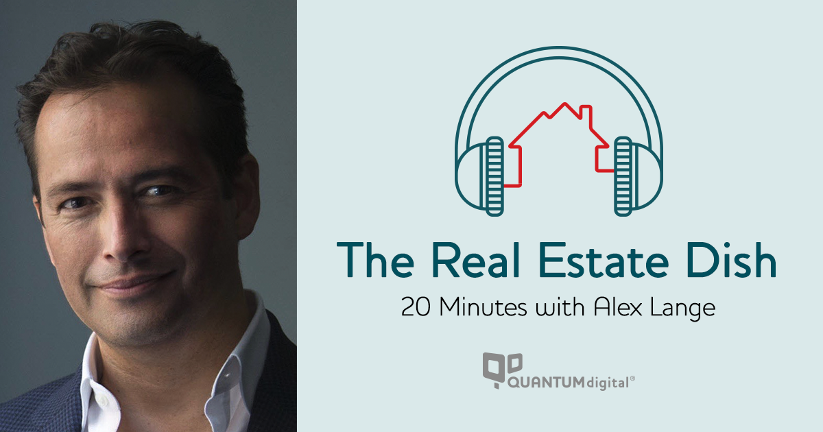 banner image The Real Estate Dish: 20 Minutes with Alex Lange, CEO of UpstreamRE