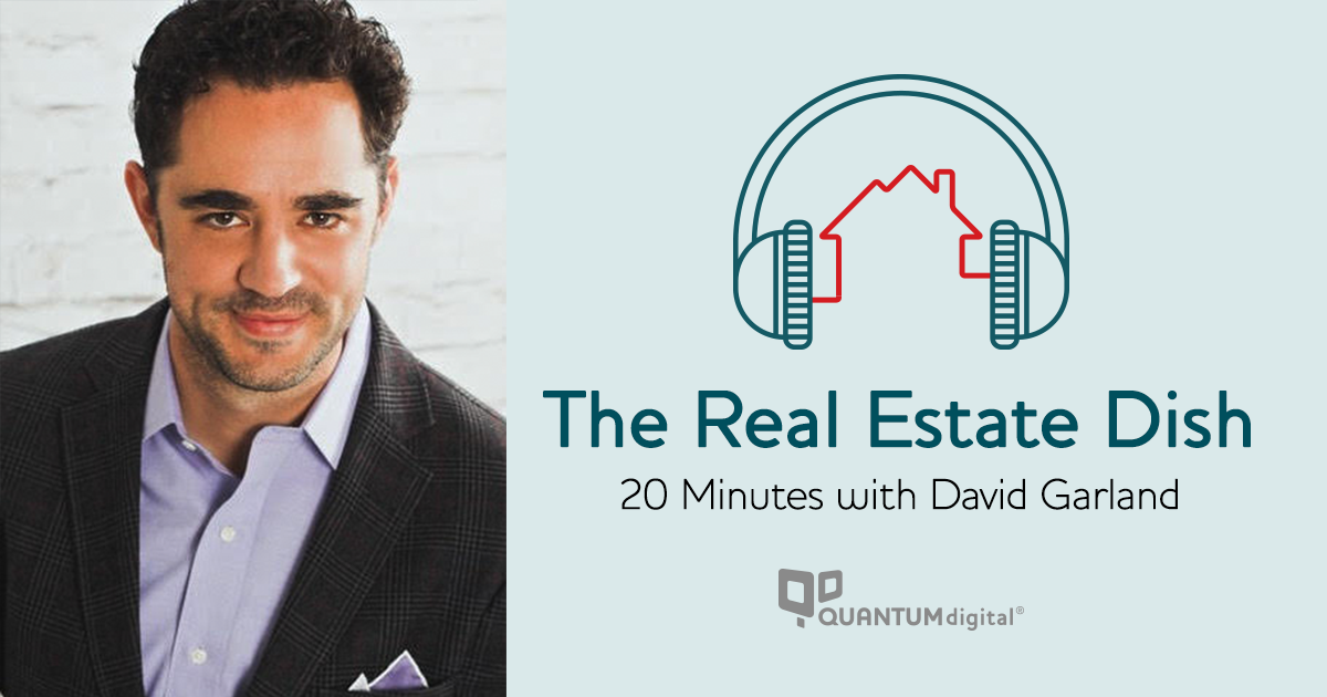 banner image The Real Estate Dish: 20 Minutes with David Garland of Second Century Ventures