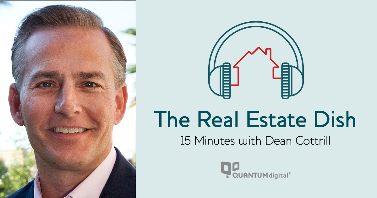 banner image The Real Estate Dish: 15 Minutes with Dean Cottrill of T3 Sixty