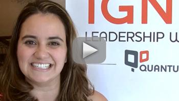 Paula Renaldo, Digital ignite leadership conference