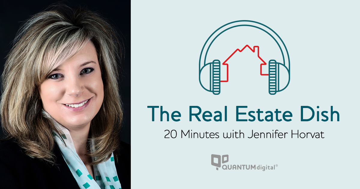 Real Estate Agent Jennifer Horvat of Michael Saunders & Co