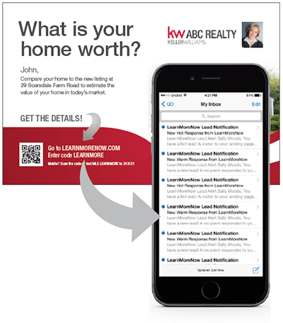 Keller Williams Marketing from Approved Venders