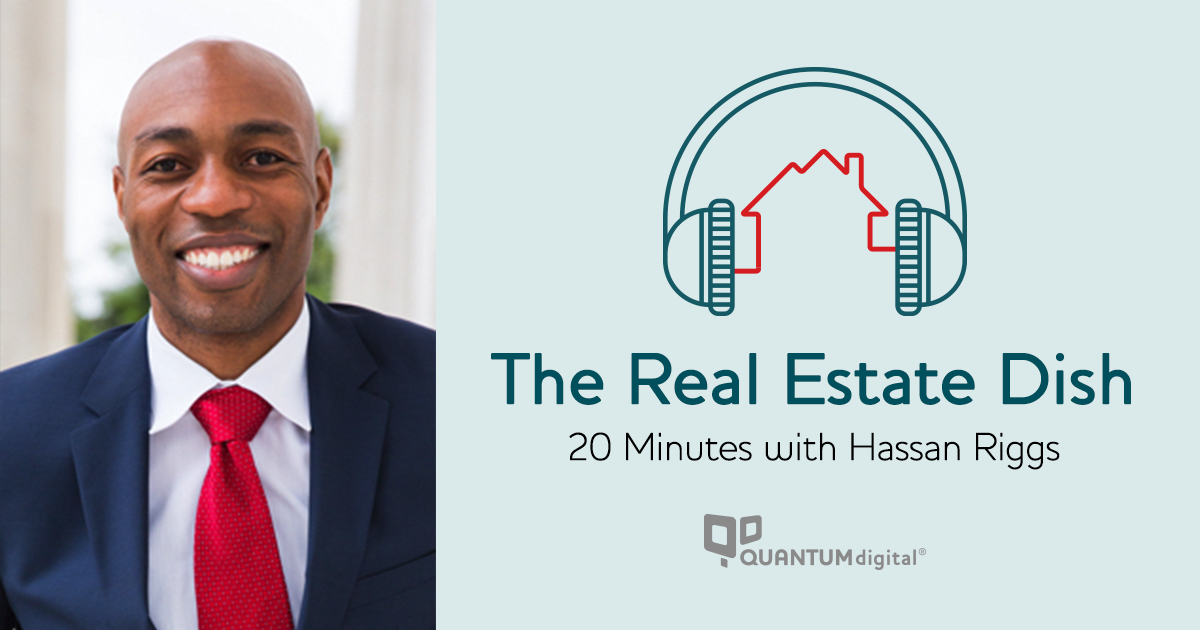 Hassan Riggs from Smart Alto, Real Estate Dish