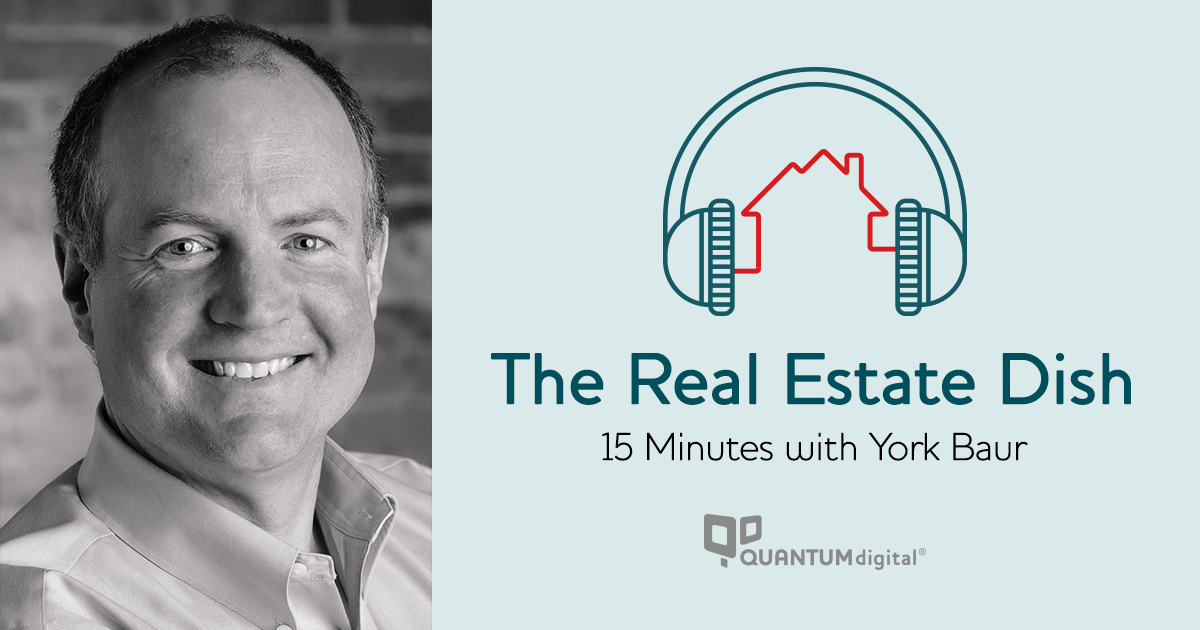banner image The Real Estate Dish: 15 Minutes with York Baur, CEO of MoxiWorks