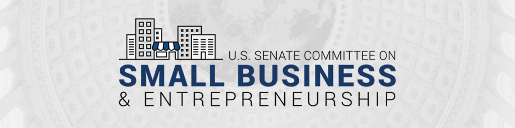 US Senate Committee on Small Business & Entrepreneurship logo