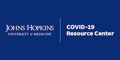 John Hopkins COVID-19 Resource logo