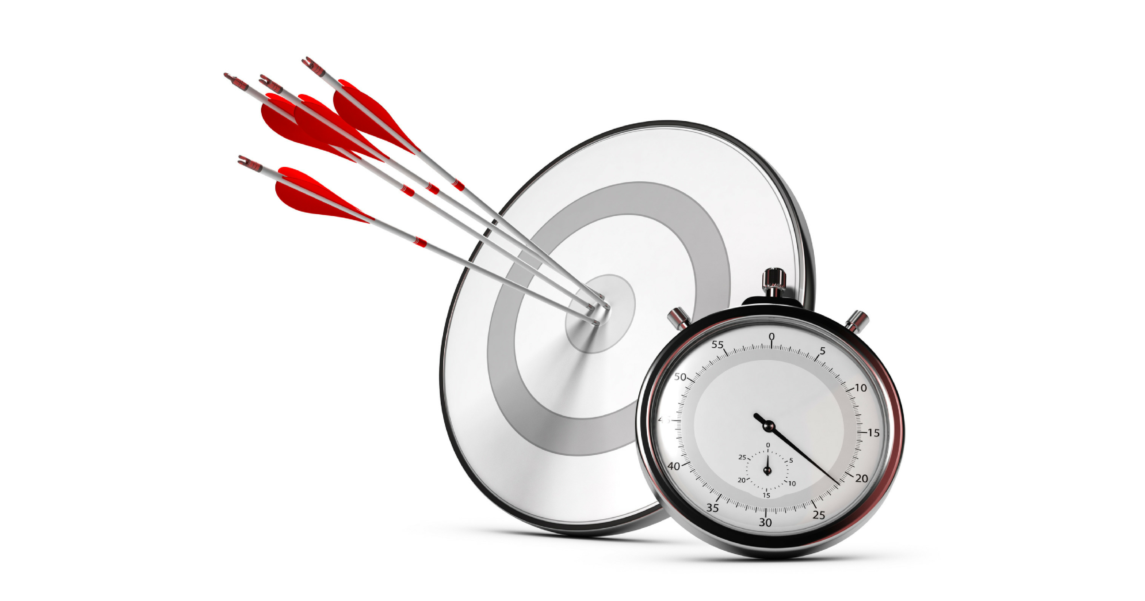 on time and on target with real estate marketing techniques