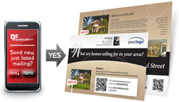 order direct mail marketing from your smart phone